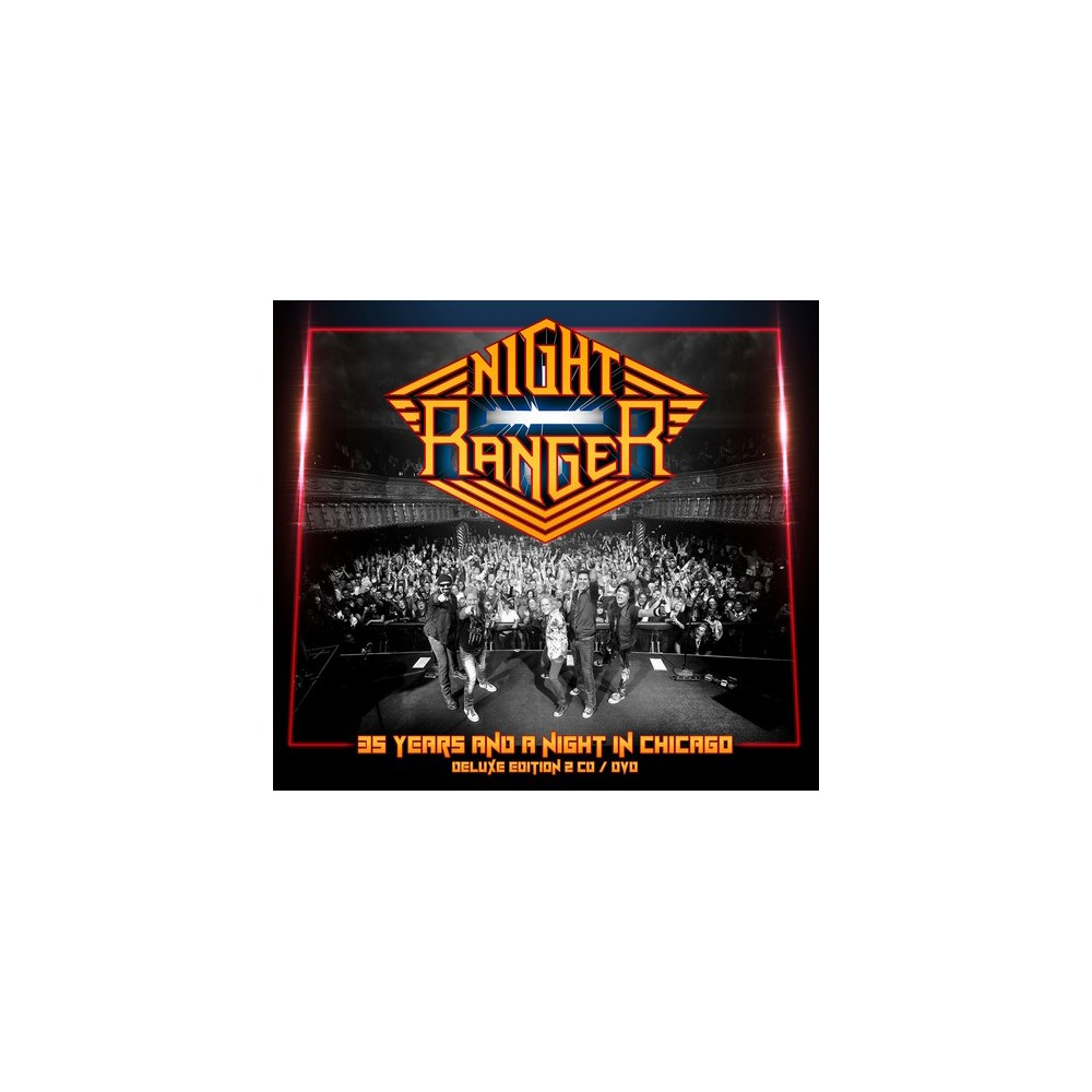 Night Ranger - 35 Years And A Night In Chicago (CD)