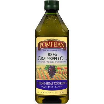 Pompeian 100% Grapeseed Oil - 24oz