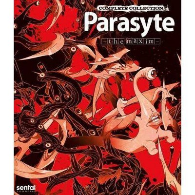 PARASYTE-MAXIM-COMPLETE COLLECTION (BLU-RAY/3 DISC) (Blu-ray)