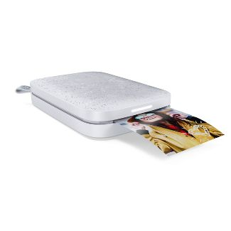 HP Sprocket 200 Printer - Luna Pearl (1AS85A)