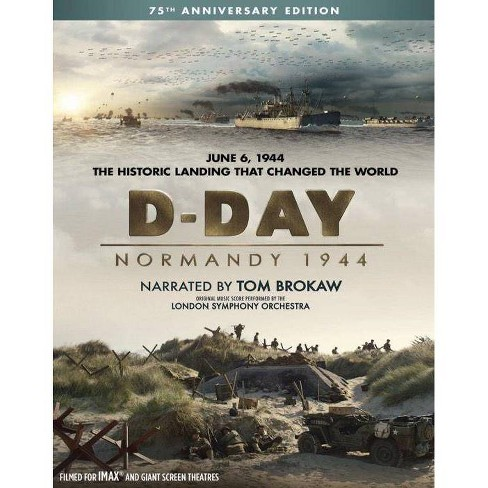 D-Day Normandy 1944 (4K/UHD)(2020) - image 1 of 1