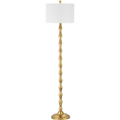 Aurelia Floor Lamp - Antique Gold - Safavieh
