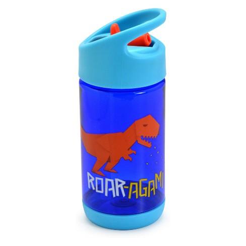 Tritan 11.5oz BPA Free Water Bottle - Cat & Jack™ Dinosaur - image 1 of 1