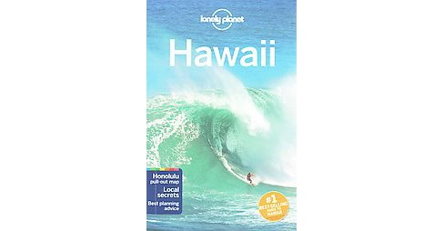 Lonely Planet Hawaii (Paperback) (Sara Benson) - image 1 of 1