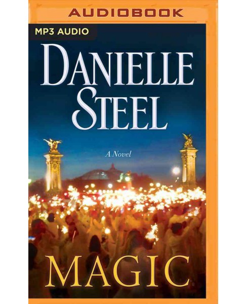 Magic (MP3-CD) (Danielle Steel) - image 1 of 1