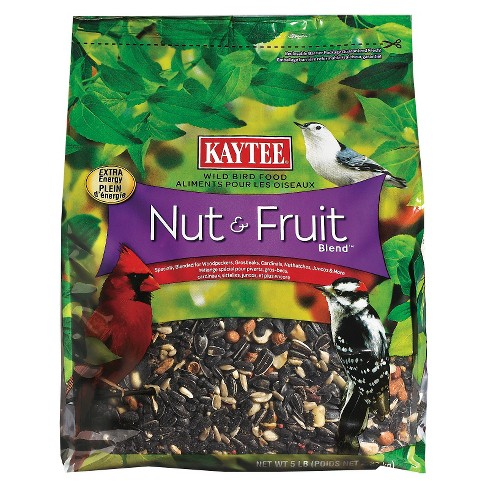 Kaytee Nut and Fruit Blend™ - Dry Bird Food - 5lb - image 1 of 1