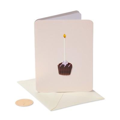 Cupcake Birthday Greeting Card - PAPYRUS