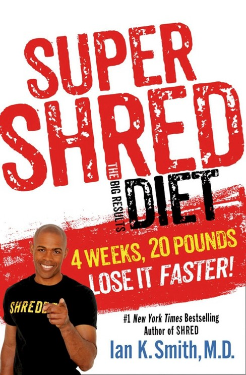Super Shred (Hardcover) by Ian K. M.D. Smith - image 1 of 1