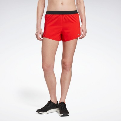 Reebok Run Essentials 3-Inch Shorts Womens Athletic Shorts