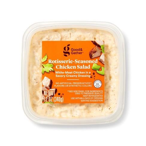 Rotisserie Chicken Salad - 12oz - Good & Gather™ - image 1 of 4