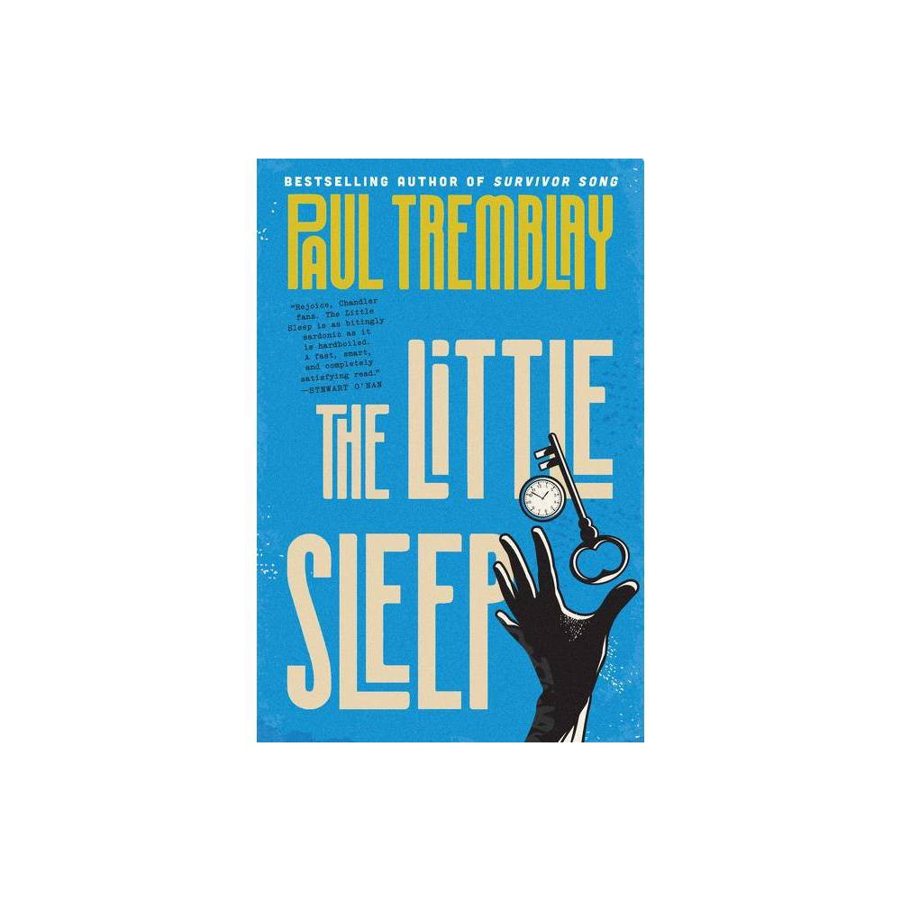 The Little Sleep Mark Genevich By Paul Tremblay Paperback