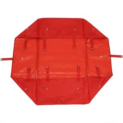 Sunnydaze Decor Utility Cart Liner - Red