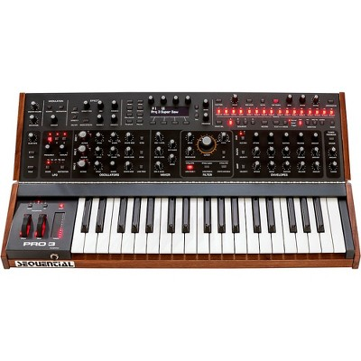 Sequential Pro 3 Multi-Filter Mono Synthesizer - Special Edition