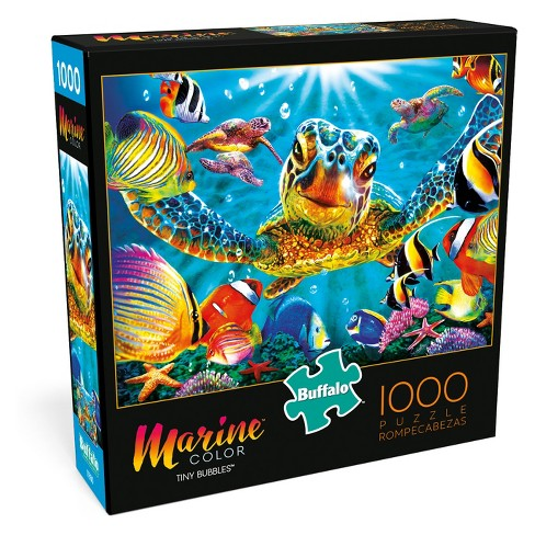 Buffalo Games Marine Color 1000pc Puzzle - image 1 of 1