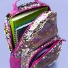 Girls' Flip Sequin Backpack - More Than Magic™ Purple - image 2 of 3