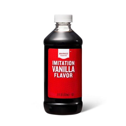 Imitation Vanilla - 8oz - Market Pantry™ - image 1 of 2