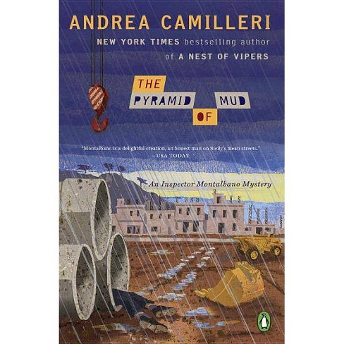 The Pyramid of Mud - (Inspector Montalbano Mystery) by  Andrea Camilleri (Paperback) - image 1 of 1