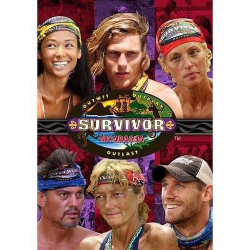 Survivor: Nicaragua (DVD) - image 1 of 1