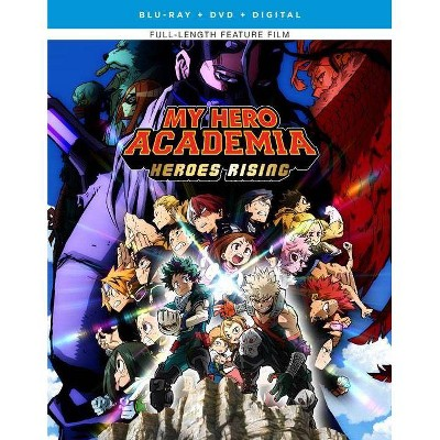 My Hero Academia: Heroes Rising (Blu-ray)(2020)