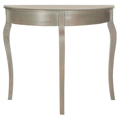 Sema Console Table -Vintage Gray - Safavieh® - image 1 of 3