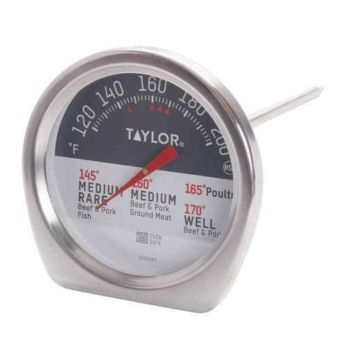 Taylor Leave-in Meat Thermometer - image 1 of 3