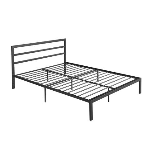 Queen Kellen Modern Iron Bed - Christopher Knight Home - image 1 of 4