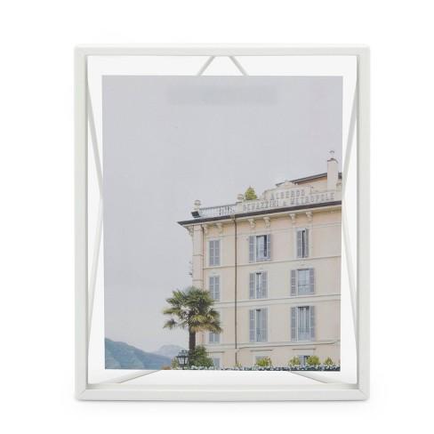 """8"""" x 10"""" Prisma Single Photo Display Frame White - Umbra - image 1 of 4"""