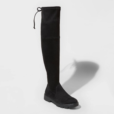 Women's Saoirse Over the Knee Boots - A New Day™
