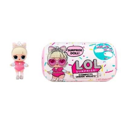 L.O.L. Surprise! Confetti Under Wraps Fashion Dolls