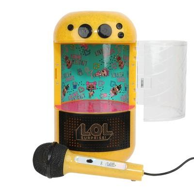 L.O.L. Surprise! Oh So Radical Sing-A-long Karaoke Speaker