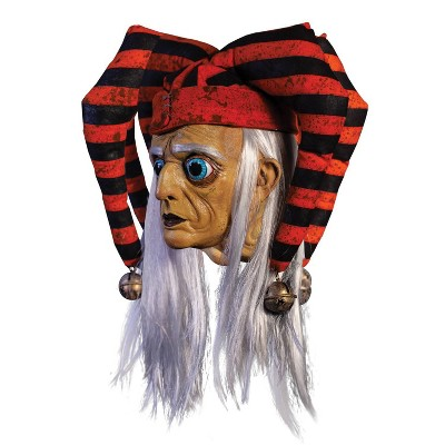 Adult Sad Trickster Halloween Mask