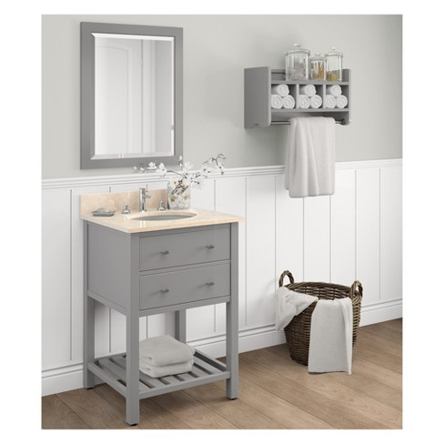 Harrison Bath Vanity With Marble Sink Top 25 Alaterre Furniture