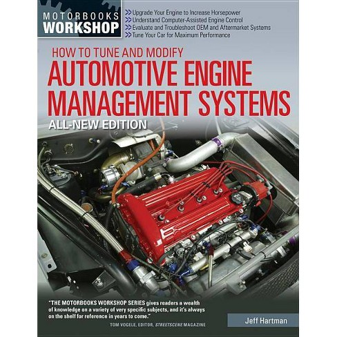 How to Tune and Modify Automotive Engine Management Systems - All New Edition - (Motorbooks Workshop) - image 1 of 1