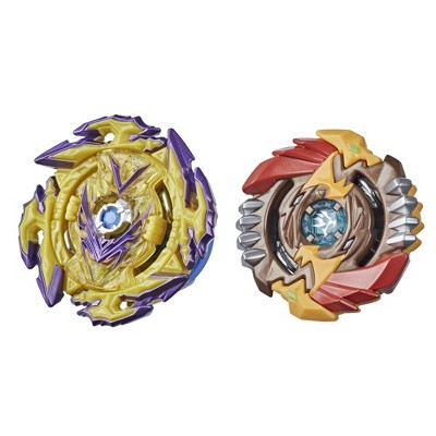 Beyblade Burst Surge Speedstorm Spear Valtryek V6 and Regulus R6 Dual Pack
