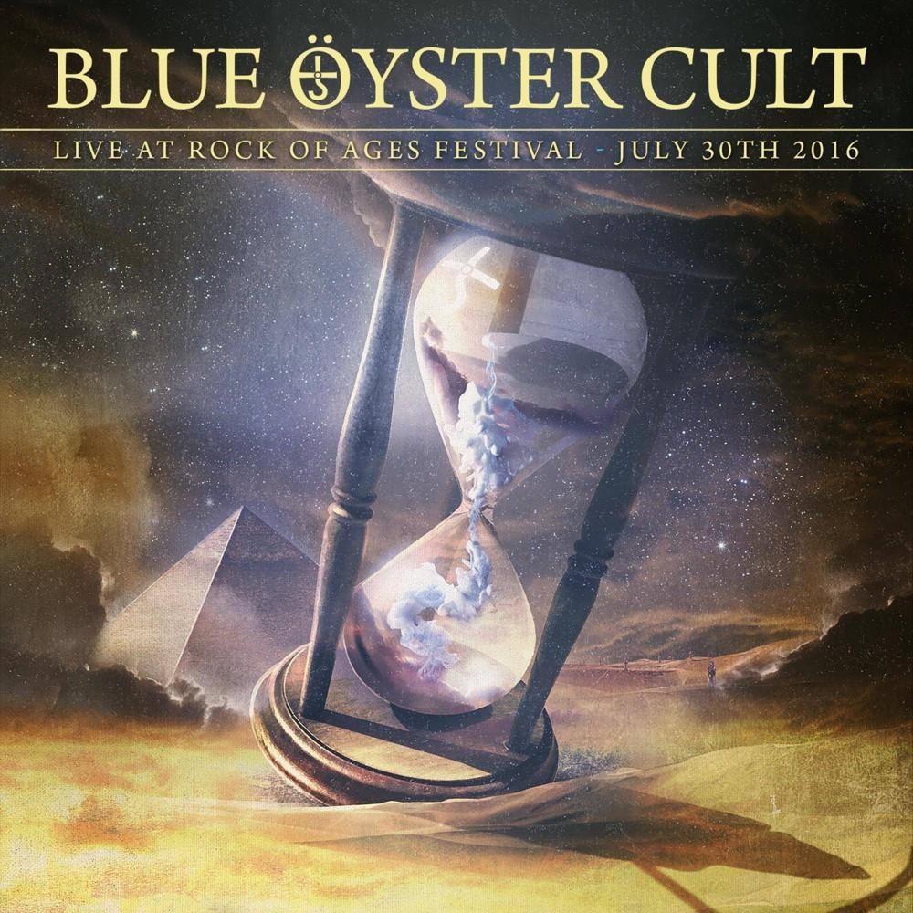 Blue Oyster Cult Live At Rock Of Ages Festival 2016 Vinyl