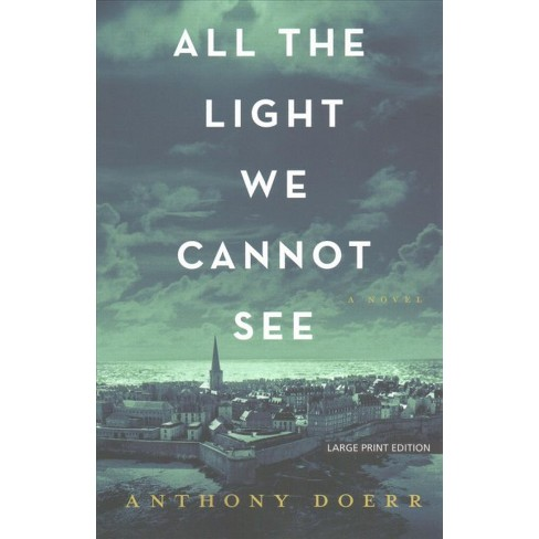 All The Light We Cannot See Reissue Paperback Anthony Doerr