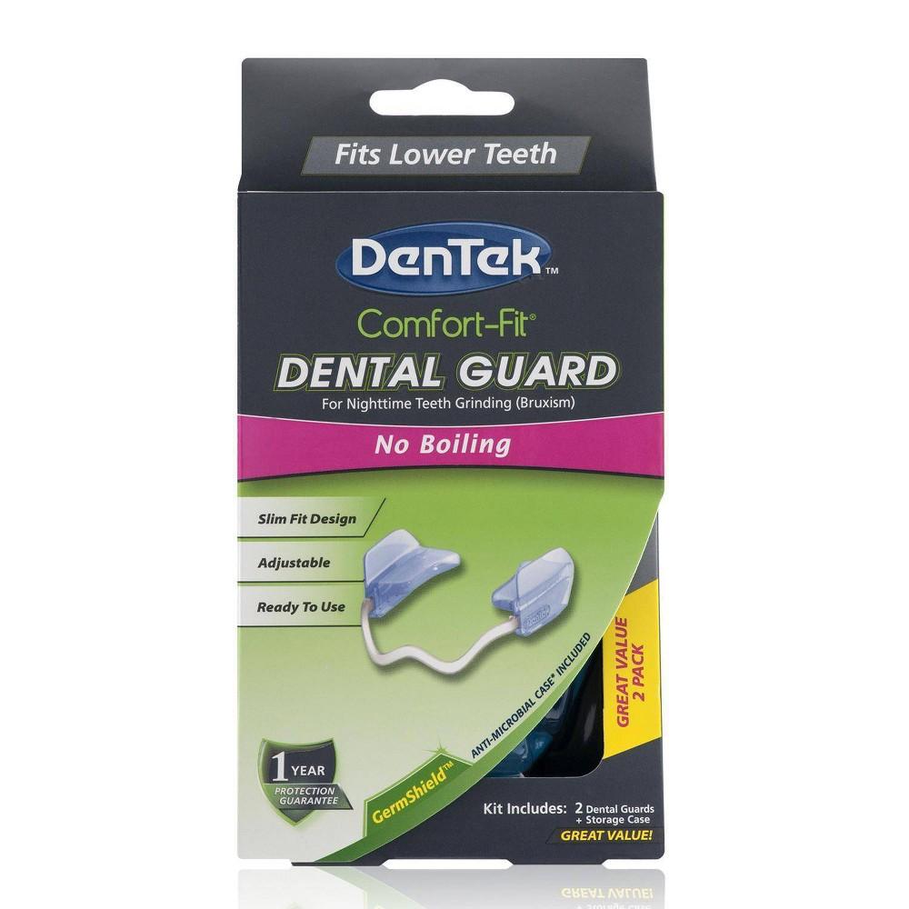 Image of DenTek Comfort Fit Dental Guard Kit For Nighttime Teeth Grinding