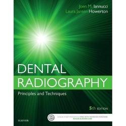 Dental Radiography - 5th Edition by  Joen Iannucci & Laura Jansen Howerton (Paperback)