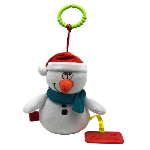 Dolce Snowman Stuffed Animal And Plush Toy - image 1 of 4
