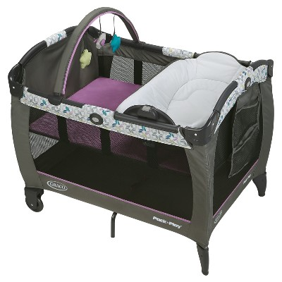 Graco Reversible Napper & Changer LX Playard - Perry
