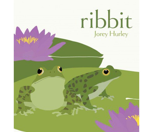 Ribbit (School And Library) (Jorey Hurley) - image 1 of 1