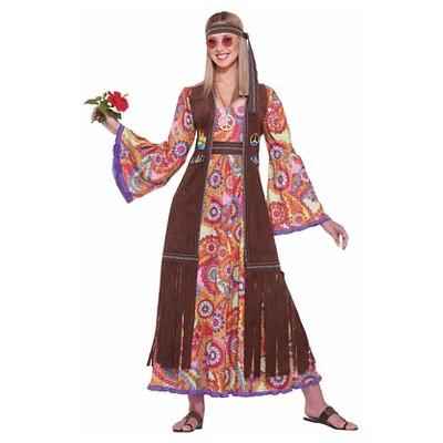 adulte Costume hippie