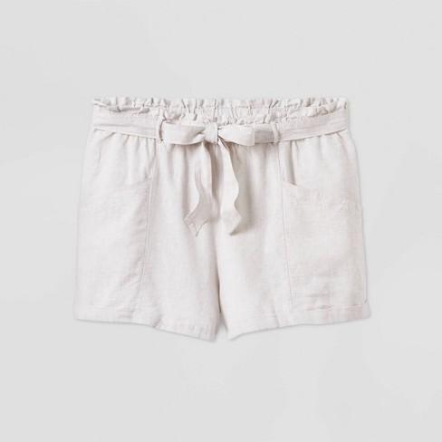 Women's Plus Size Utility Fashion Shorts - Universal Thread™  - image 1 of 2