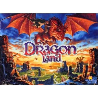 Dragon Land Board Game