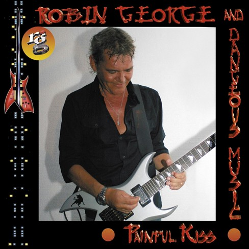 Robin george - Painful kiss (CD) - image 1 of 1