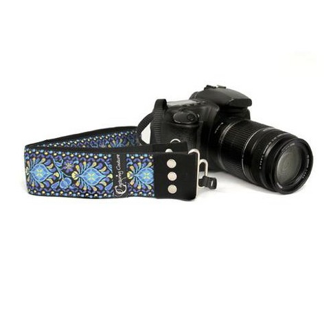 Capturing Couture Camera Straps: The Symphony 2  Extended, 37  Legnth, SLR/DSLR Fashion Camera Strap - image 1 of 1
