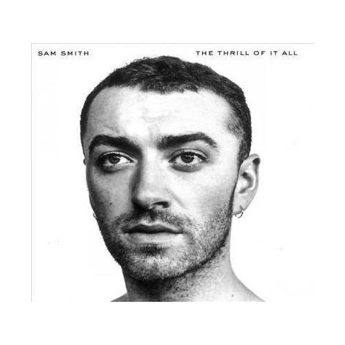 Sam Smith - Thrill Of It All (CD) - image 1 of 1