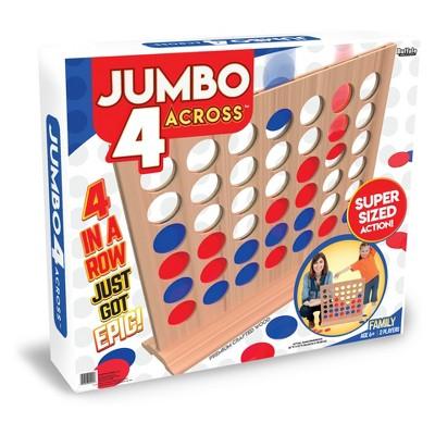 Buffalo Games Jumbo Four Across Game