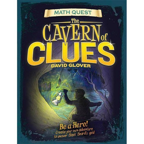 Cavern of Clues - (Math Quest) by  David Glover (Paperback) - image 1 of 1