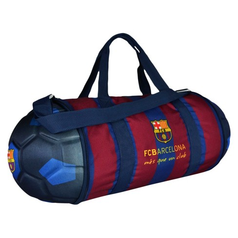 La Liga FC Barcelona Collapsible Soccer Ball Duffel Bag   Target d78189358040